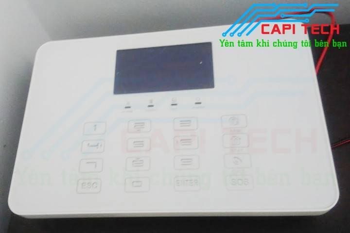 Thiết bị báo trộm qua điện thoại ở Quận Phú Nhuận
