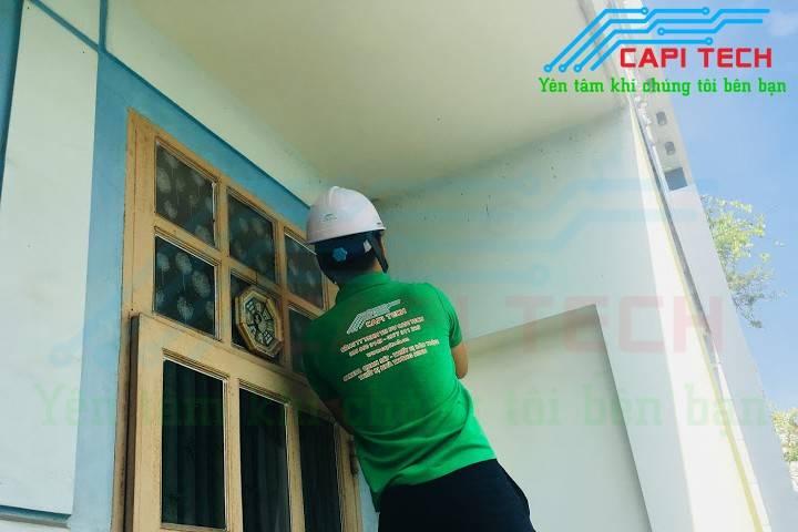 Thiết bị chống trộm dùng sim ở Huyện Hóc Môn