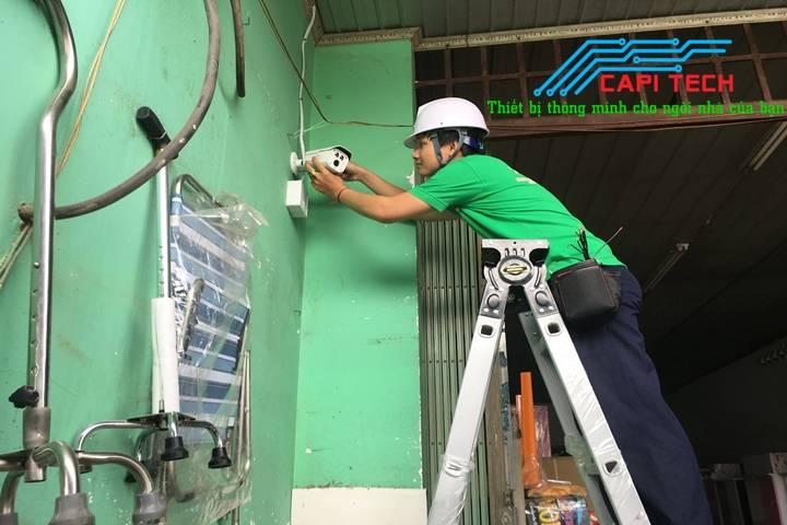 camera giám sát ở Đồng Nai