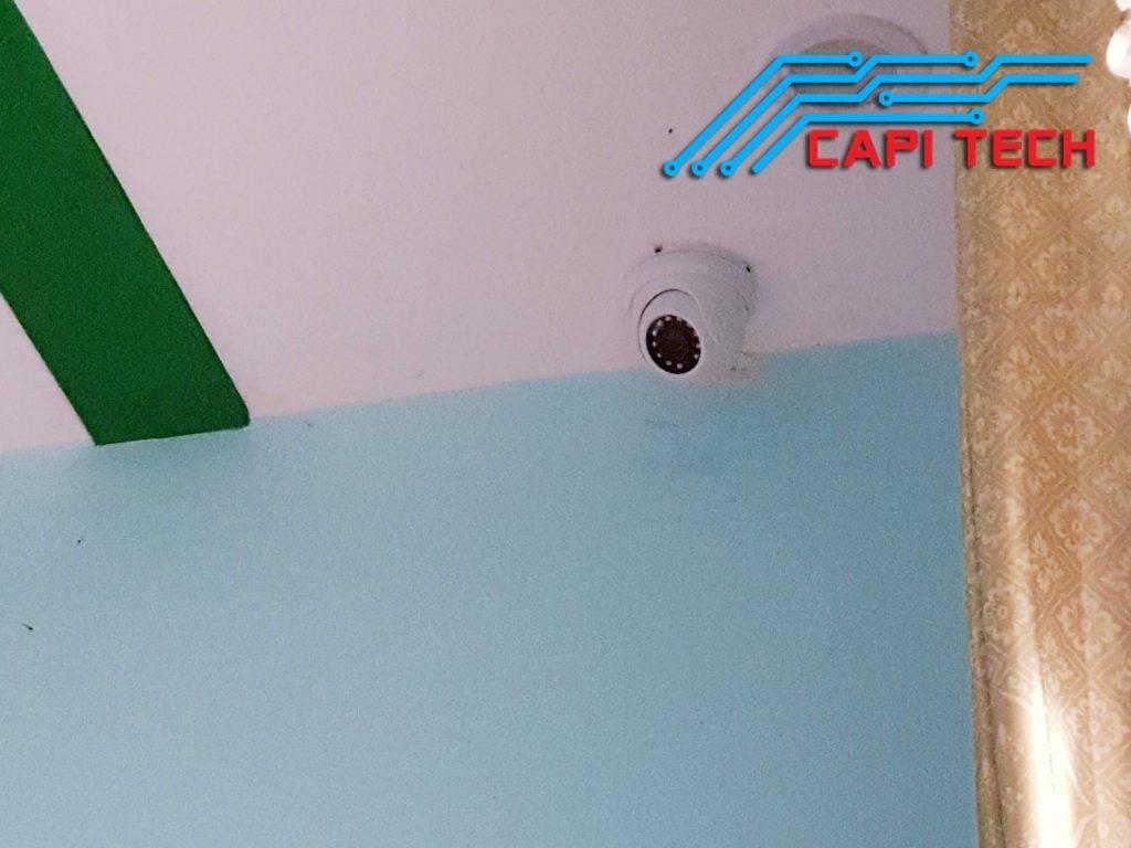Dịch vụ lắp đặt camera tại nhà ở Quận Bình Tân