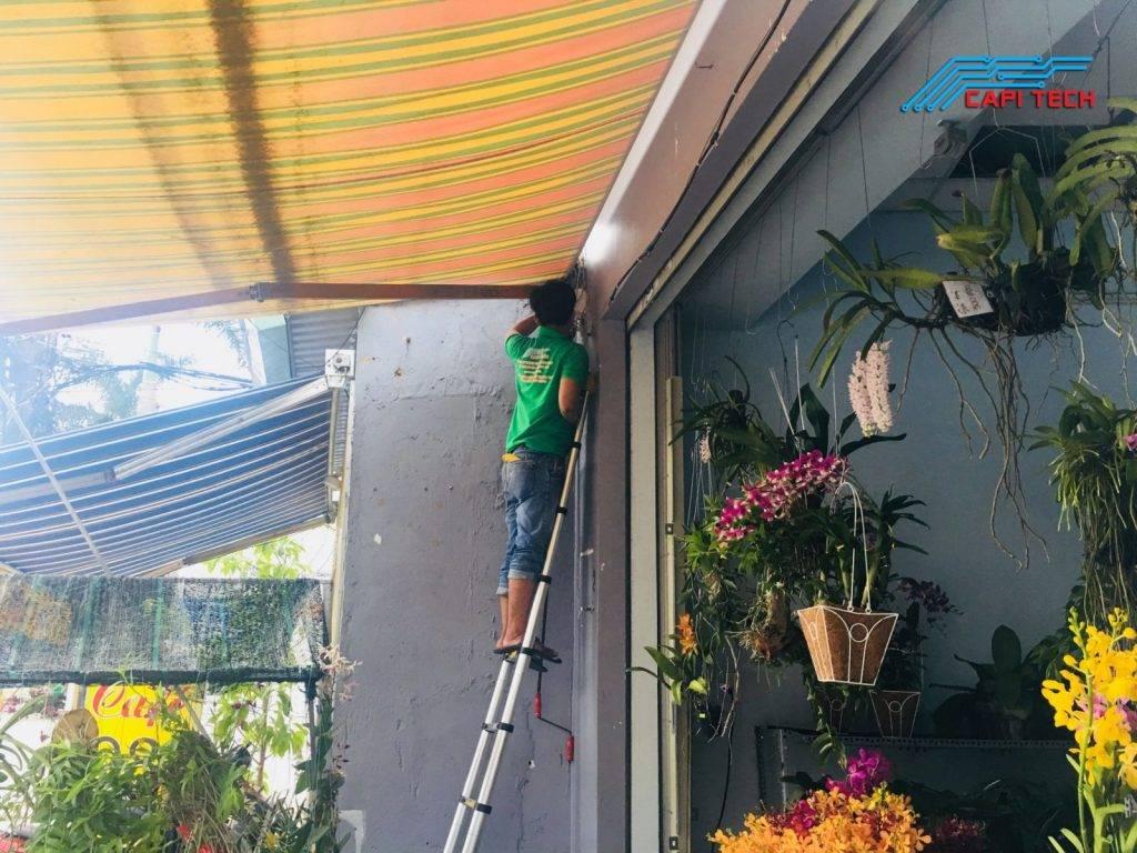 Lắp đặt Camera giám sát tại quận Bình Tân
