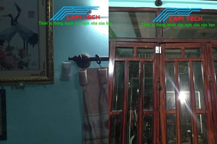 Thiết bị chống trộm gia đình tại Long An