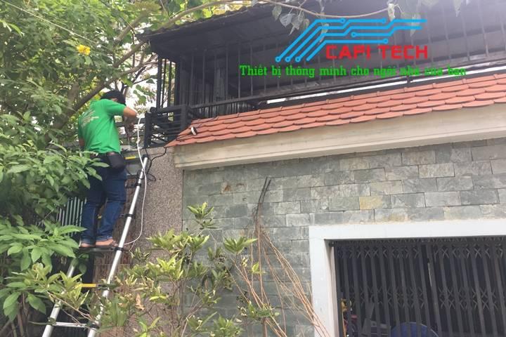 Lắp đặt camera gia đình tại quận Tân Bình