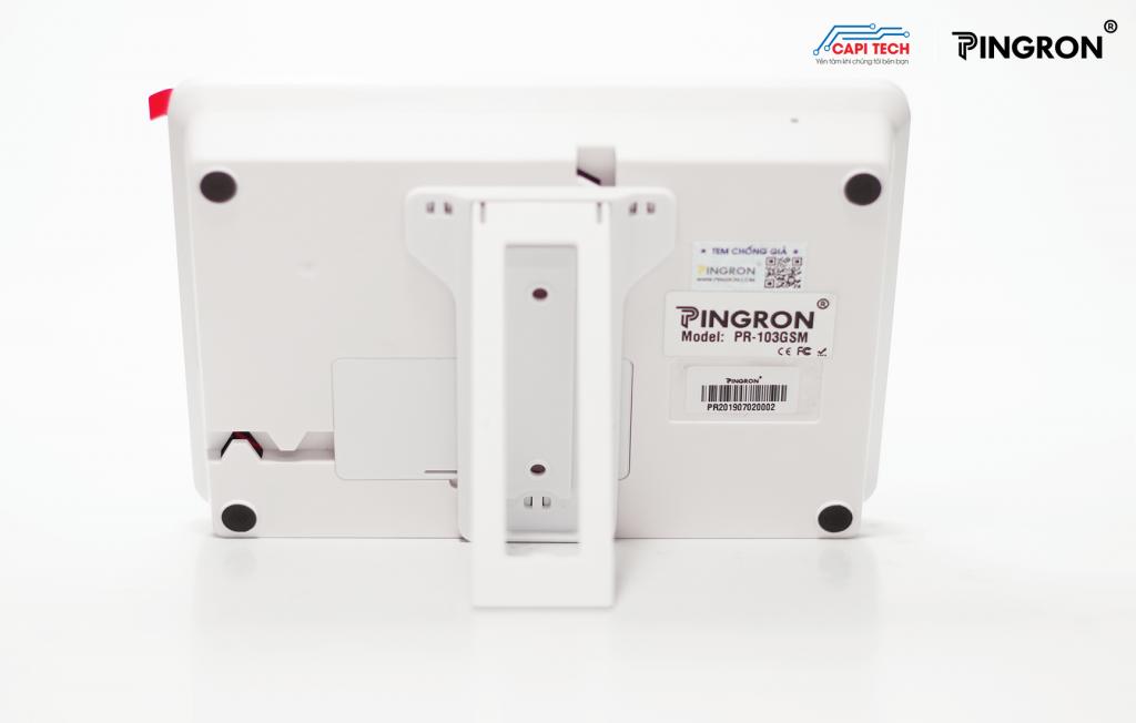 thiết bị chống trộm pingron pr103gsm