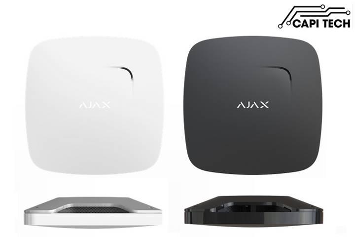 Cảm biến báo cháy không dây Ajax-capitech.vn