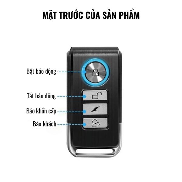 thiết bị chống trộm gắn ở cửa pingron pr-c03