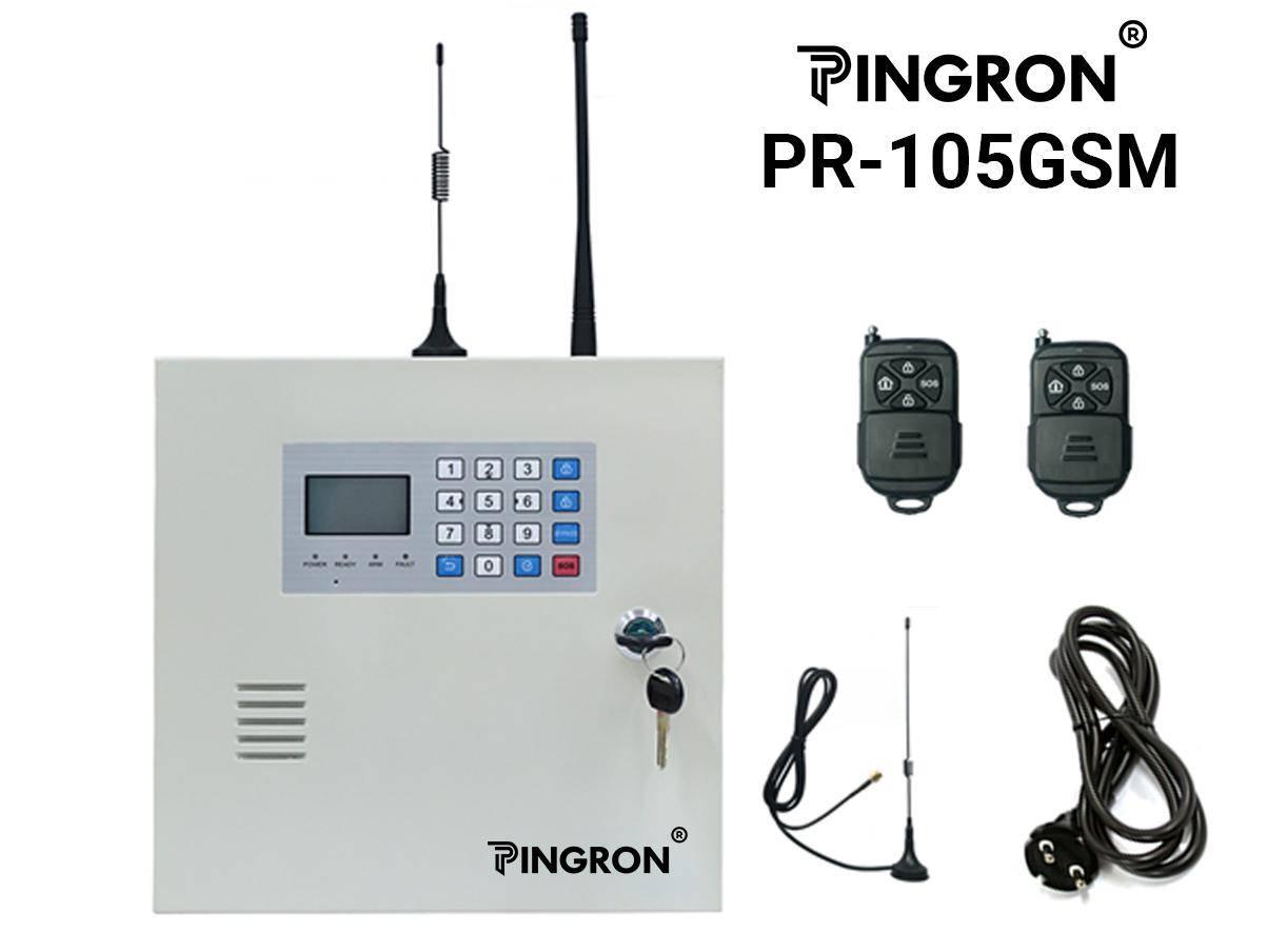 thiết bị chống trộm pingron pr105gsm