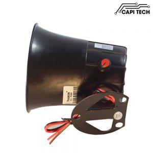 Còi hú chống trộm điều chỉnh âm lượng PR S02V 8