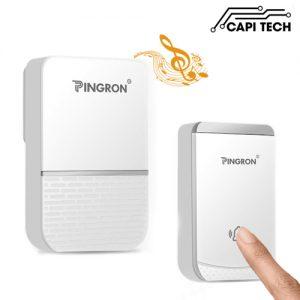 Chuông cửa không dây Pingron PR DB01 âm thanh lớn
