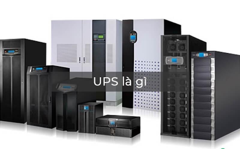 Sử dụng UPS ngăn ngừa các rủi ro