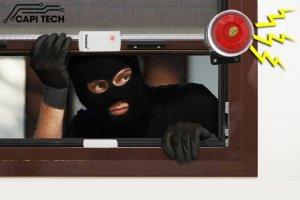 hàng rào điện tử chống trộm là gì