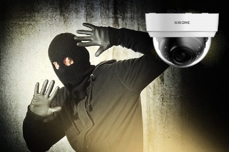 cách làm bẫy chống trộm