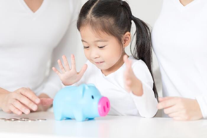 Dạy con kiến thức tài chính, tiết kiệm
