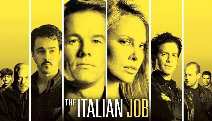 The Italian Job - Phi vụ cuối cùng